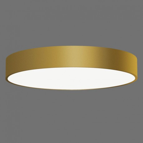 ACB Plafoniera Isia 80 LED 3200 Oro Dimmerabile (Triac)
