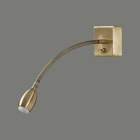 ACB Applique Flex LED 3200 Ottone Antico